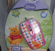 Optical Winnie the pooh mouse.