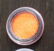 "Eyeshadow pigment.""Bling"""