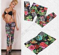 Cool Tights/leggings i Ed hardy style