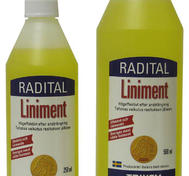 LINIMENT &quot;Radital&quot;