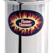 Pertronix Flame Thrower, Tndspole 8-cyl, Universal Chrome