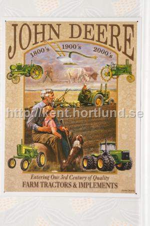 John Deere Farm tractors &amp; implements 1800 1900 2000