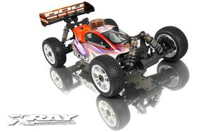 XB808 2011-spec 1:8 buggy