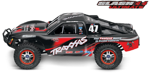 TRAXXAS Slash 4x4 Ultimate RTR 2.4GHz