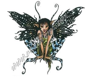 """Fairy """"Vilda"""""""