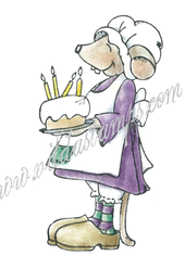 birthdaycake mouse