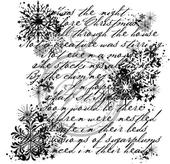 Christmascollage, English lyric