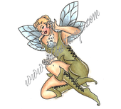 Fairy with ball