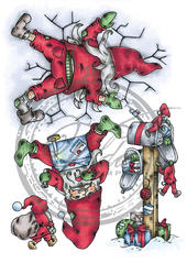 Santa kit A6