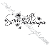 Summergreetings (Swedish)