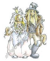 Magic newlyweds