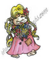 Troll girl