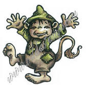 Happy troll