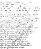 Letter Context
