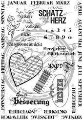 German Lyrics (A5-kit)