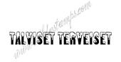 """Talviset terveiset """"Wintergreetings"""" (finish)"""