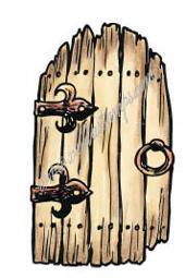 Gist door