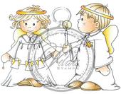 Children as angels