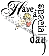 Have a special day