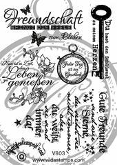 German Lyrics 1 (A6-kit)