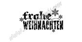 """Merry Christmas"" (German)"