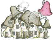 Spongehouses
