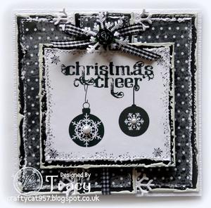 Steampunk christmas with english lyrics 1 A6-kit