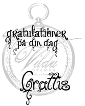 Congratulations on your day (Swedish)