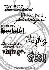 Danish lyrics 1