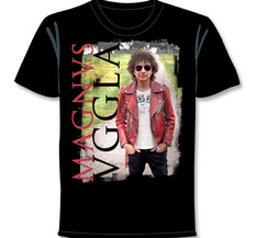 MAGNUS UGGLA - T-SHIRT, PHOTO