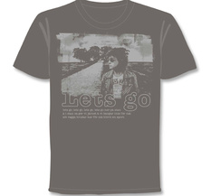 MAGNUS UGGLA - T-SHIRT, LET'S GO