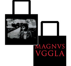 MAGNUS UGGLA - COTTON BAG, LOGO