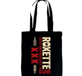 ROXETTE - COTTON BAG (2014)