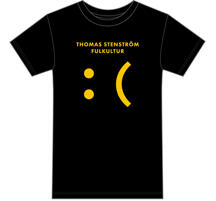 THOMAS STENSTRÖM - T-SHIRT, FULKULTUR