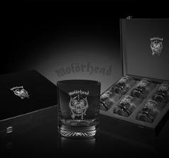MOTRHEAD - WHISKEY GLASSES (6-PACK)