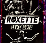 ROXETTE - TOUR PROGRAM, LIVE 2012