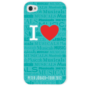 PETER JÖBACK - IPHONE-SKAL, TURKOS