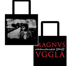 MAGNUS UGGLA - COTTON BAG, TURN 2012