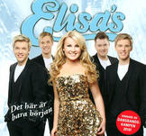 ELISAS - DET HR R BARA BRJAN (CD)