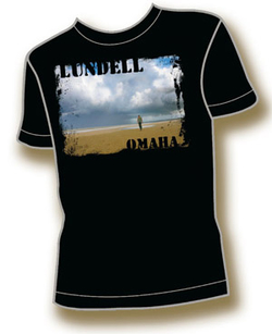 ULF LUNDELL - T-SHIRT, OMAHA COVER