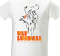 ULF LUNDELL - T-SHIRT, ART WHITE -10