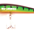 ULF LUNDELL - FISHING LURE, LOGO -10