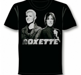 ROXETTE - T-SHRT, PHOTO & LOGO