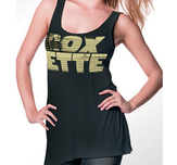 ROXETTE - LADY TOP, LOGO GOLD