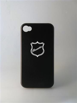 ROXETTE - IPHONE 4 CASE (BLACK)