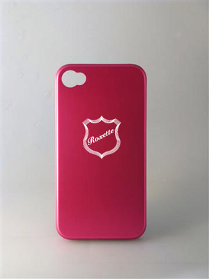 ROXETTE - IPHONE 4 CASE (PINK)