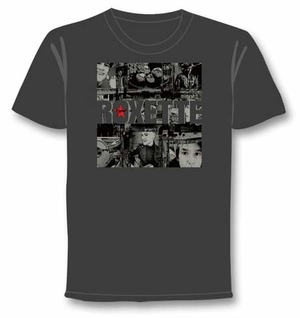 ROXETTE - T-SHIRT, CARTOON