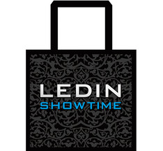 TOMAS LEDIN - COTTON BAG, SHOWTIME FLORAL
