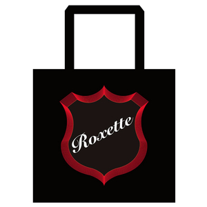 ROXETTE - COTTON BAG, SHIELD