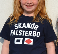 T-shirt Skanör Falsterbo Barn